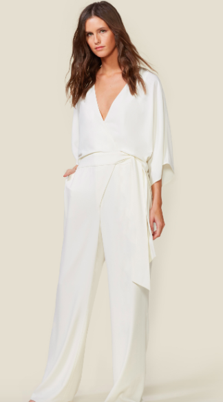 bridal jumpsuit