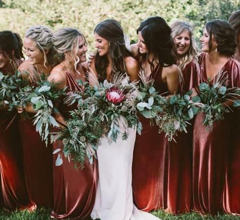 Fall 2019 Wedding Trends